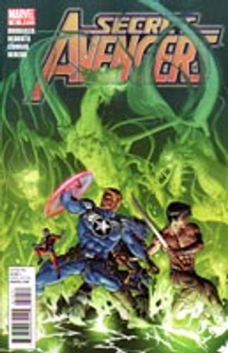 Secret Avengers # 10