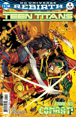 Teen Titans #4 (2016- )