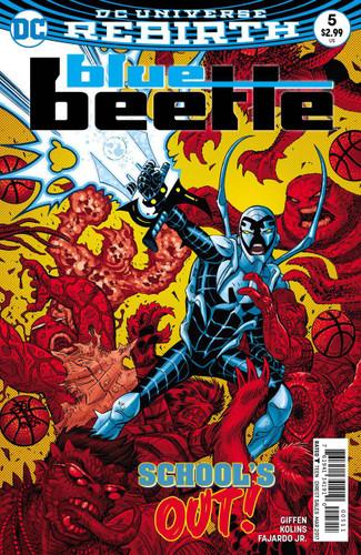 Blue Beetle #5 (2016- )