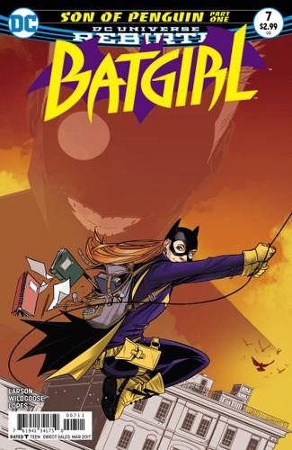 Batgirl (2016- ) #7