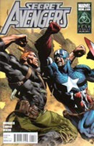 Secret Avengers # 11