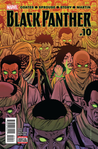 Black Panther #10 (2016- )