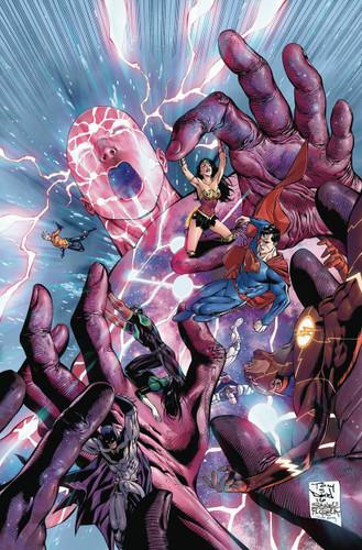 Justice League #5 (2016- )