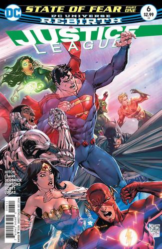Justice League #6 (2016- )