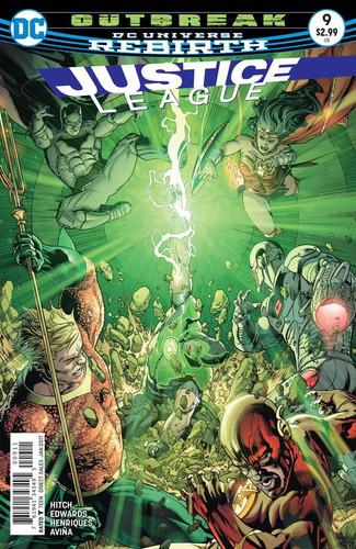 Justice League #9 (2016- )