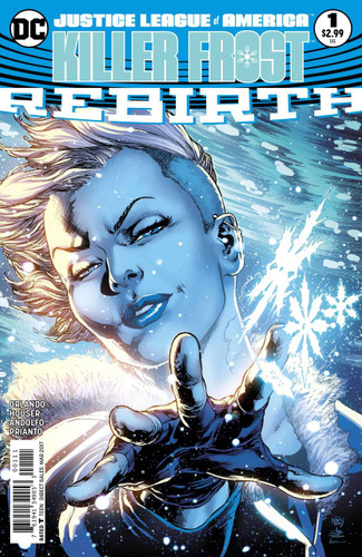 Justice League of America: Killer Frost - Rebirth (2017- )