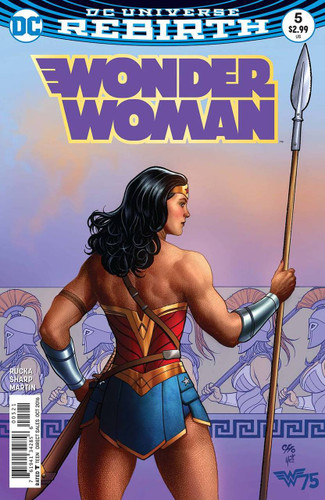 Wonder Woman (2016- ) #5 Limited Variant