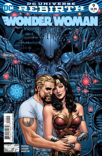 Wonder Woman (2016- ) #9