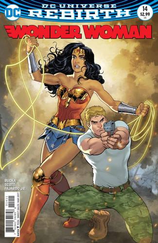 Wonder Woman (2016- ) #14