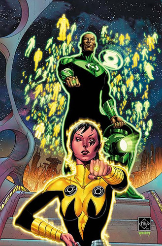 Hal Jordan and the Green Lantern Corps (2016- ) #8