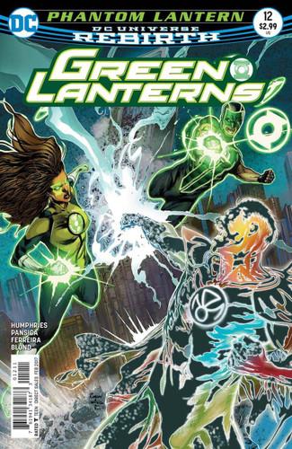 Green Lanterns #12 (2016- )
