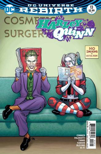 Harley Quinn #13 (2016- ) Limited Variant