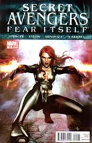 Secret Avengers # 15