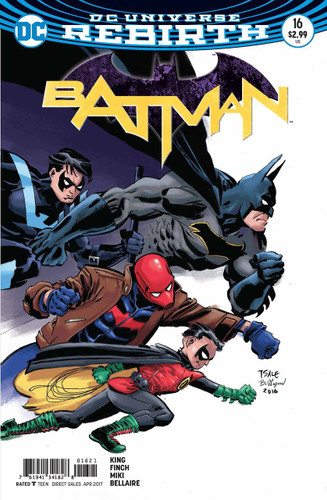 Batman #16 (2016- ) Limited Variant