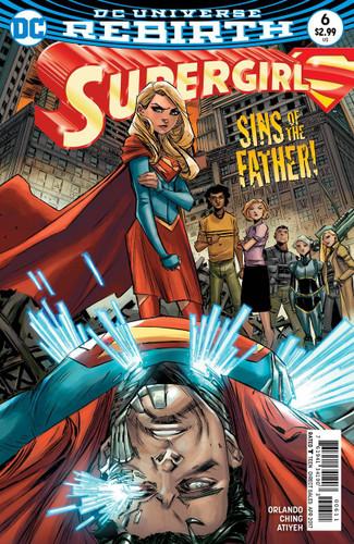 Supergirl #6 (2016- )