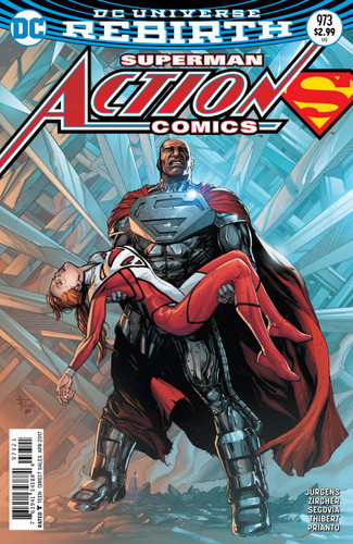 Action Comics #973 (2016- ) Limited Variant