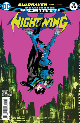 Nightwing #15 (2016- )(Rebirth)
