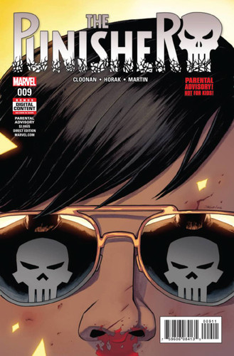 Punisher (2016- ) #9