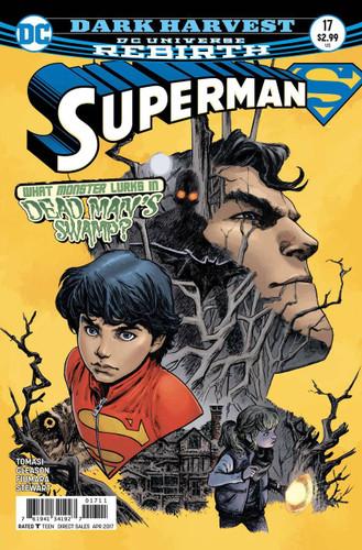 Superman #17 (2016- )(Rebirth)