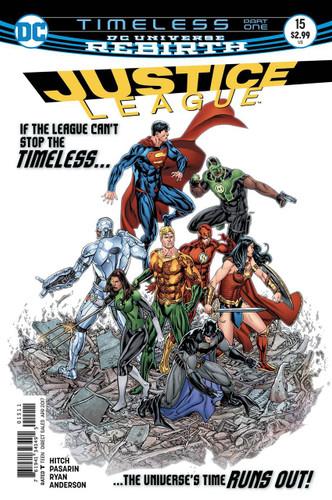 Justice League #15 (2016- )(Rebirth)
