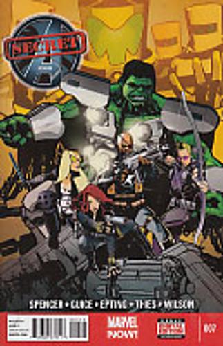 Secret Avengers # 7