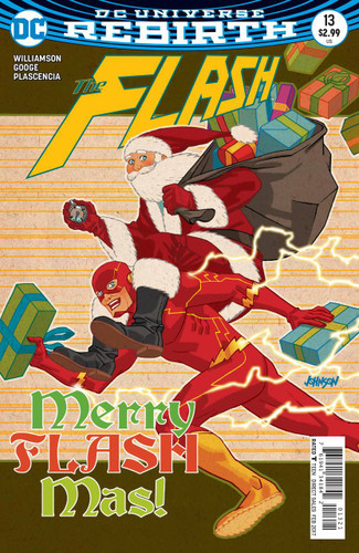 Flash #13 Limited Variant (2016- ) (Rebirth)