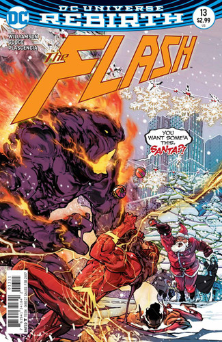 Flash #13 (2016- ) (Rebirth)