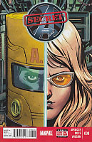 Secret Avengers # 8
