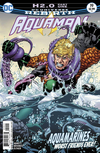 Aquaman #19 (2016- )(Rebirth)