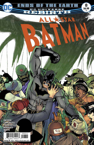 All Star Batman #08 (2016- )
