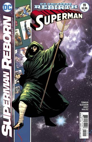 Superman #19 (2016- )(Rebirth)