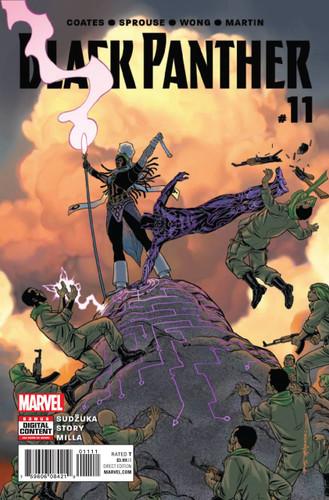 Black Panther #11 (2016- )