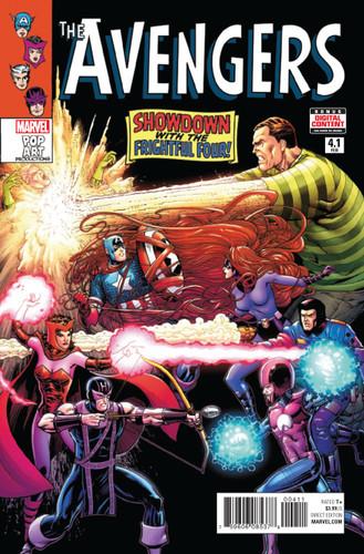 Avengers #4.1 (2016- )