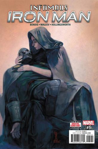 Infamous Iron Man #5 (2016- )