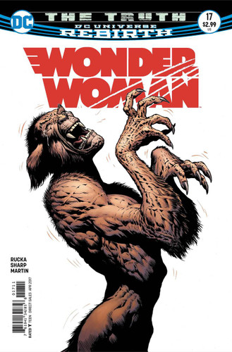 Wonder Woman #17 (2016- )(Rebirth)