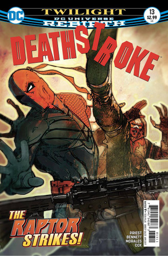 Deathstroke #13 (2016- )(Rebirth)