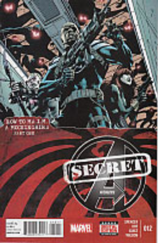 Secret Avengers # 12 (vol 2)