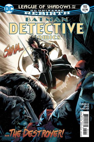 Detective Comics #951 (2016- )(Rebirth)