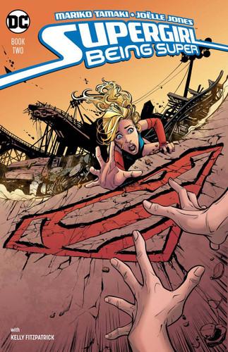 Supergirl: Being Super #02