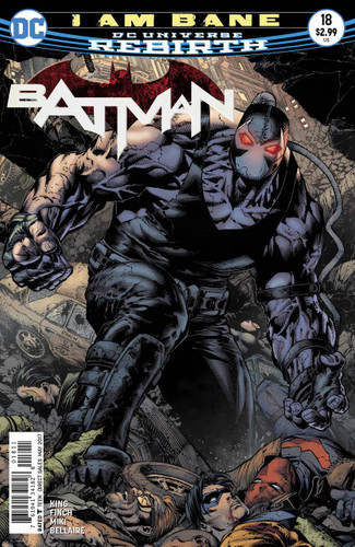 Batman #18 (2016- )(Rebirth)
