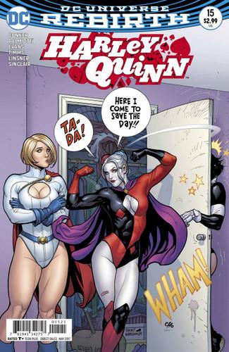 Harley Quinn #15 (2016- )(Rebirth) Limited Variant