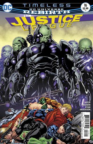 Justice League #16 (2016- )(Rebirth)