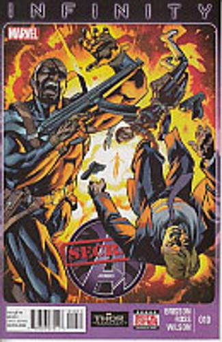 Secret Avengers # 10 (vol 2)