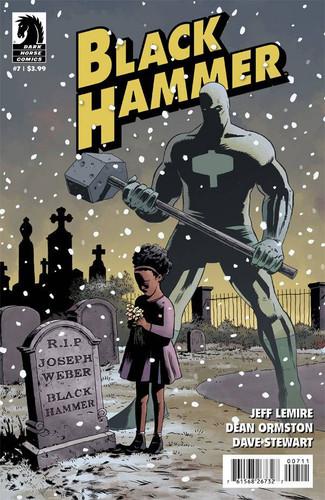 Black Hammer #07