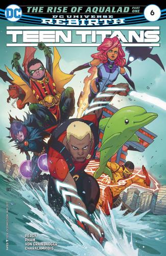 Teen Titans #06 (2016- )(Rebirth)
