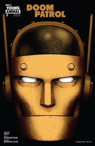 Doom Patrol #05 (2016- )