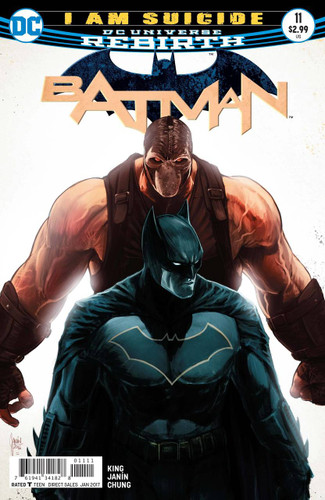Batman #11 (2016- )(Rebirth)