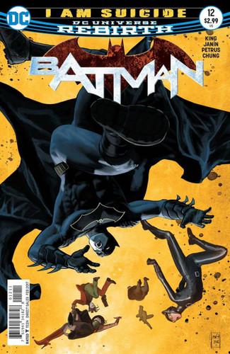Batman #12 (2016- )(Rebirth)