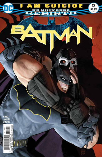 Batman #13 (2016- )(Rebirth)