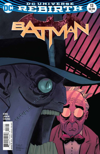 Batman #13 (2016- )(Rebirth) Limited Variant